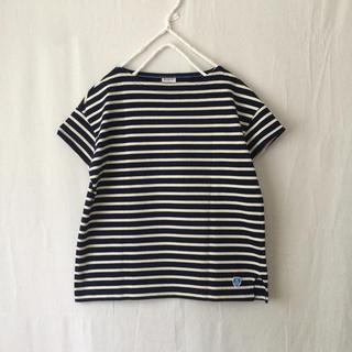 オーシバル(ORCIVAL)のORCIVAL ショートスリーブバスクシャツ(Tシャツ(半袖/袖なし))