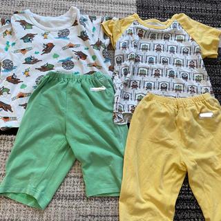 UNIQLO - 半袖パジャマ 2枚セット