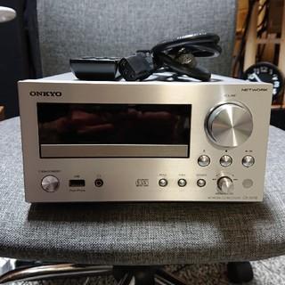 オンキヨー(ONKYO)のONKYO NETWORK CD RECEIVER CR-N755(アンプ)