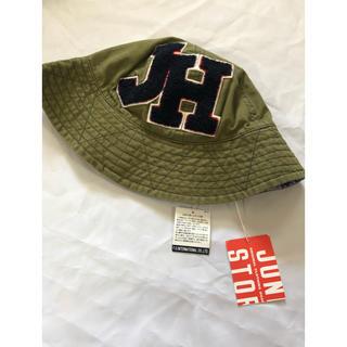 エフオーキッズ(F.O.KIDS)の新品未使用 男女兼用 帽子 ●F.O.インターナショナル 54 (帽子)