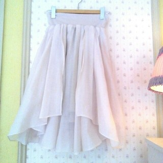 Supreme.La.La. - Supreme.La.La シュープリームララ ふんわりスカート