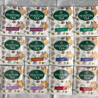 ミントン(MINTON)のミントンティー ミントン 紅茶 12パック(茶)