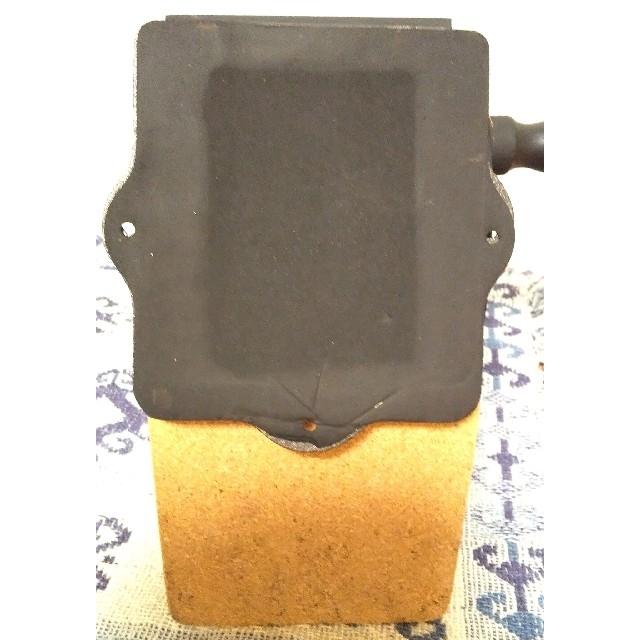 CARITA(カリタ)のカリタ コーヒーダイヤミル《ブラック》     ◎CARITAの手挽きミル インテリア/住まい/日用品のキッチン/食器(その他)の商品写真