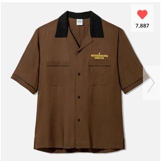 ジーユー(GU)のGU×studio seven オープンカラーシャツ(シャツ)