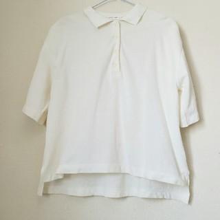 LEPSIM - Mサイズ【 LEPSIM 】ワイドポロシャツ