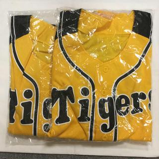 阪神タイガース - 阪神タイガース ユニフォーム 2枚セット 応援グッズ Tシャツ