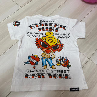 HYSTERIC MINI - タトゥー Tシャツ