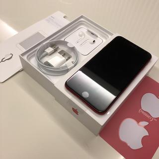 アップル(Apple)のiPhone8plus 本体 PRODUCT RED red 赤 SIMフリー(スマートフォン本体)