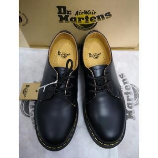 ドクターマーチン(Dr.Martens)のドクターマーチン UK6  Dr.martens 靴 1461 3ホール 美品(ドレス/ビジネス)