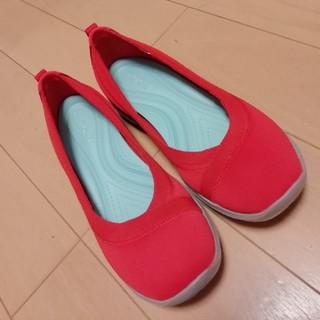 クロックス(crocs)の★未使用★クロックスday stretch frat (W8)(その他)