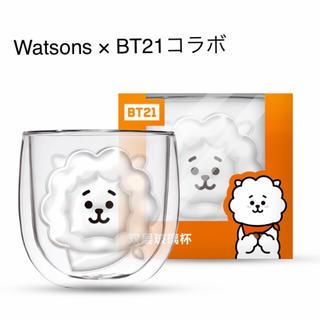 防弾少年団(BTS) - ♡ Watsons × BT21 RJ ダブルグラス ♡
