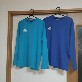 アンブロ(UMBRO)のアンブロ 長Tシャツ M(ウェア)