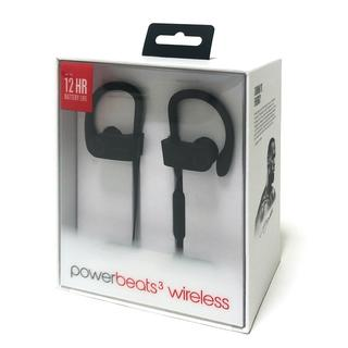 Beats by Dr Dre - Powerbeats3 Wireless Bluetooth Black