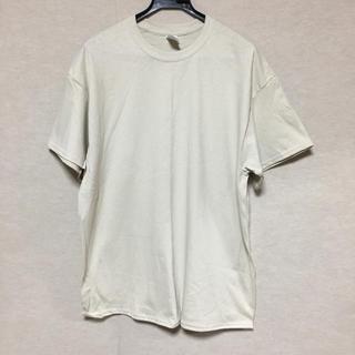 ギルタン(GILDAN)の新品 GILDAN 半袖Tシャツ サンドベージュ XL(Tシャツ/カットソー(半袖/袖なし))