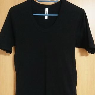 アタッチメント(ATTACHIMENT)の【最終値下げ】【attachment アタッチメント Uネック Tシャツ】(Tシャツ/カットソー(半袖/袖なし))