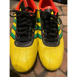 アディダス(adidas)のadidas アディダス WC2010南アフリカモデルスニーカー28.5cm(スニーカー)