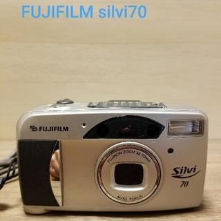 フジフイルム(富士フイルム)の【動作良好】Fujifilm silvi70 フィルムカメラ(フィルムカメラ)
