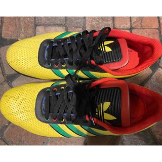 アディダス(adidas)の写真追加確認)アディダスWC2010南アフリカモデルスニーカー28.5cm(スニーカー)