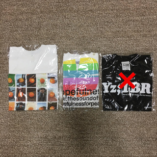 ゆず LIVE Tシャツ②(ミュージシャン)