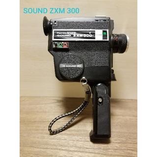 フジフイルム(富士フイルム)のSOUND ZXM 300 single-8(フィルムカメラ)