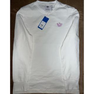 アディダス(adidas)のadidas ロンT タグ付き(Tシャツ/カットソー(七分/長袖))