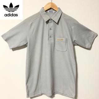 アディダス(adidas)の【人気!!】adidas アディダス ポロシャツ Lサイズ(ポロシャツ)