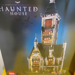 Lego - レゴ (LEGO) お化け屋敷 10273 ブロック おもちゃ