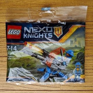レゴ(Lego)のレゴ ネックスナイツ ハイパーキャノン 30373(知育玩具)