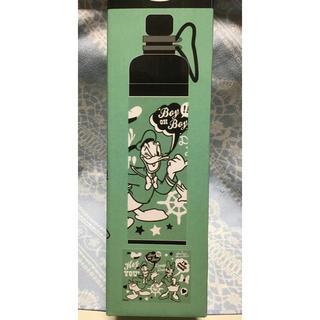 ディズニー(Disney)のドナルドダック&デイジー ステンレスボトル 水筒 500mm(水筒)