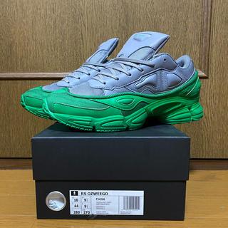 アディダス(adidas)のadidas by Raf Simons OZWEEGO 28.0 オズウィーゴ(スニーカー)