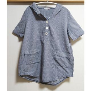 ビームスボーイ(BEAMS BOY)の【BEAMS BOY】ギンガムチェック シャツ(シャツ/ブラウス(半袖/袖なし))