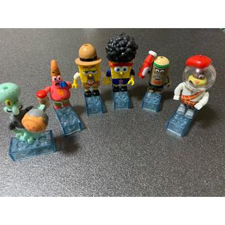 レゴ(Lego)のレゴ LEGO ミニフィグ スポンジボブ(知育玩具)