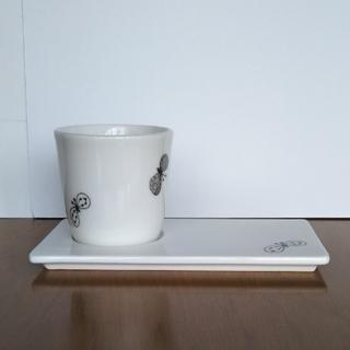 ミナペルホネン(mina perhonen)のミナペルホネン カップ プレート choucho(グラス/カップ)