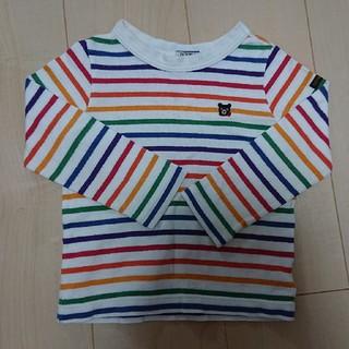 ダブルビー(DOUBLE.B)のミキハウス ダブルビー ロンT(Tシャツ/カットソー)