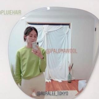 EDIT.FOR LULU - 新品 Paloma Wool Hotel PW Ⅱ ロゴスウェット S