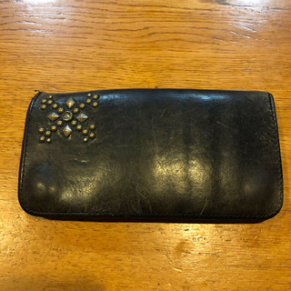 ハリウッドトレーディングカンパニー(HTC)のHTC レザーウォレット(折り財布)