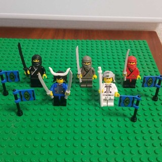 レゴ(Lego)のLEGO レゴ フィグ フィギュア セット4(知育玩具)