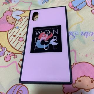 ディズニー(Disney)のiPhoneXRカバー(iPhoneケース)