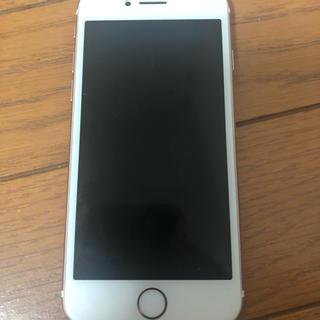 アップル(Apple)のiPhone7 128GB docomo(スマートフォン本体)