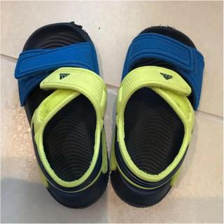 アディダス(adidas)のアディダス ベビー サンダル キッズ 13 13.5(サンダル)