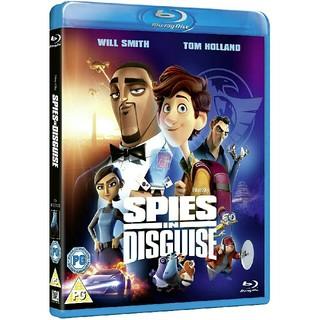 ディズニー(Disney)の日本未公開「スパイ in デンジャー」海外版Blu-ray 日本語収録(外国映画)