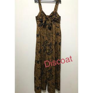 ディスコート(Discoat)のDiscoat   サロペット オーバーオール L(サロペット/オーバーオール)