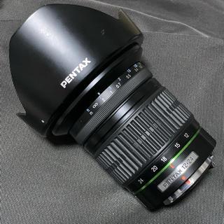 ペンタックス(PENTAX)のsmc PENTAX-DA 12-24mmF4 ED AL[IF] 美品 超広角(レンズ(ズーム))