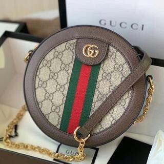 Gucci - 【人気】(◍•ᴗ•◍)ショルダ-バッグ