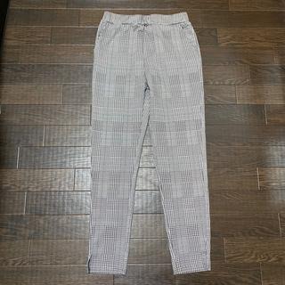 チェックパンツ ズボン(カジュアルパンツ)