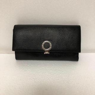 ブルガリ(BVLGARI)の【週末SALE】ブルガリ 財布 ブラック(財布)