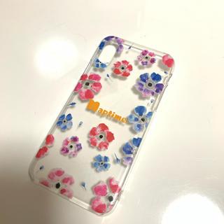 トリプルエー(AAA)のiPhoneXケース Naptime(iPhoneケース)