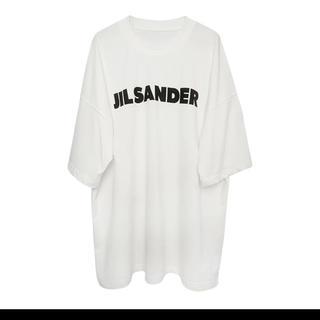 ジルサンダー(Jil Sander)のLOGO Tシャツ 新品未使用 国内発送(Tシャツ(半袖/袖なし))