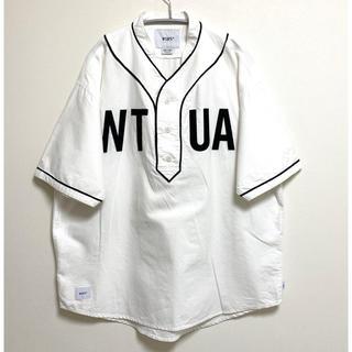 W)taps - wtaps league ss 19 ベースボールシャツ M