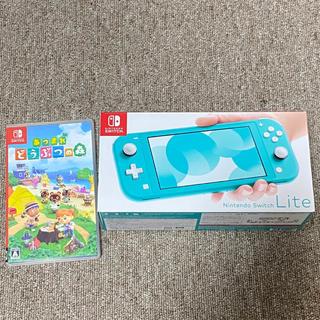 Nintendo Switch - Switch Lite  あつまれどうぶつの森 セット